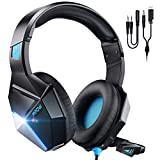 Mpow EG10 PC Gaming Headset for PS4,PS5,PC,Xbox One,Switch...