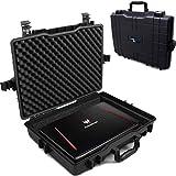 Casematix Waterproof Laptop Hard Case for 15 - 17 inch...
