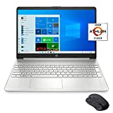 HP 15.6' FHD Slim and Light Laptop for Business and Student,...