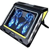 Gaming Laptop Cooling Pad, 4500RPM Strongest Laptop Cooler...