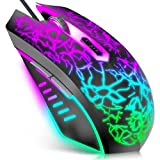 VersionTECH. Wired Gaming Mouse, Ergonomic USB Optical Mouse...