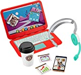 Fisher-Price My Home Office, pretend work station 8-piece...