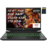 HP Pavilion15 Premium Gaming Laptop AMD Hexa-Core Ryzen 5...