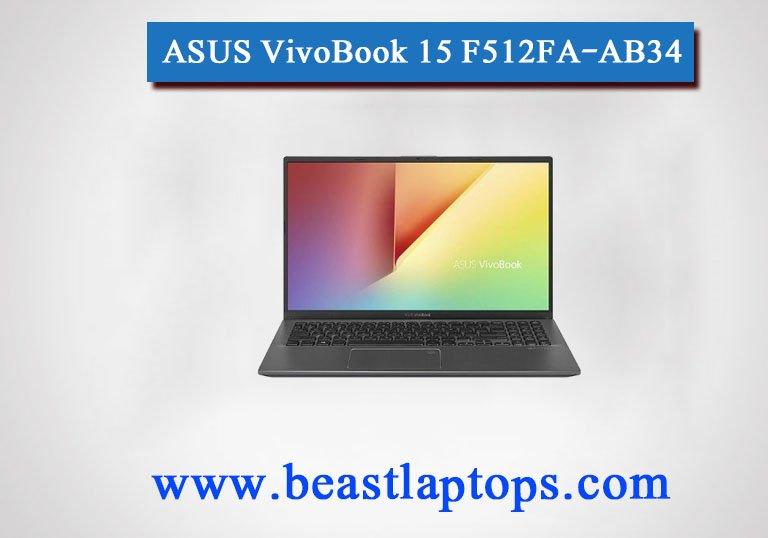 ASUS VivoBook 15 F512FA-AB34