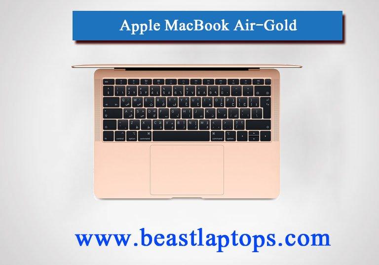 Apple MacBook Air-Gold