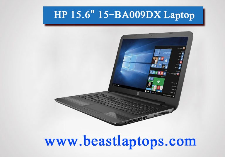 "HP 15.6"" 15-BA009DX Laptop"