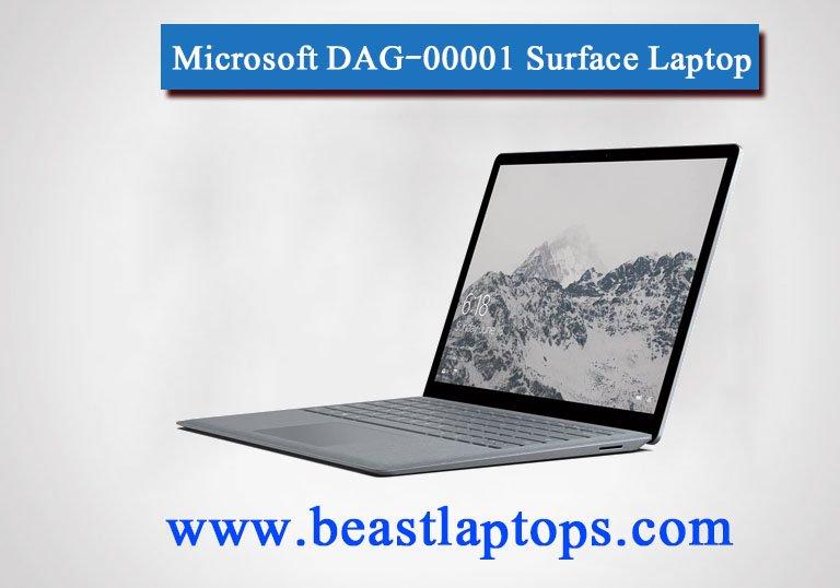 Microsoft DAG-00001 Surface Laptop