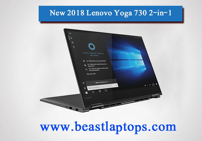 New 2018 Lenovo Yoga 730 2-in-1