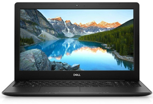 Dell Inspiron 15 3000 pc laptop for video editing